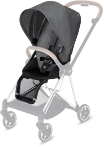Cybex Mios Seat Pack - tapicerka do wózka spacerowego | Plus Manhattan Grey
