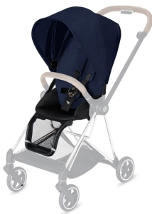 Cybex Mios Seat Pack - tapicerka do wózka spacerowego | Plus Midnight Blue