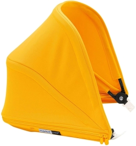 Bugaboo Bee5 Sun Canopy - budka do wózka | Core Sunrise Yellow