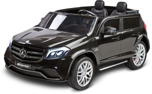 Toyz by Caretero - auto na akumulator Mercedes GLS63 | Black