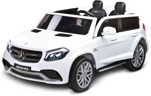 Toyz by Caretero - auto na akumulator Mercedes GLS63 | White