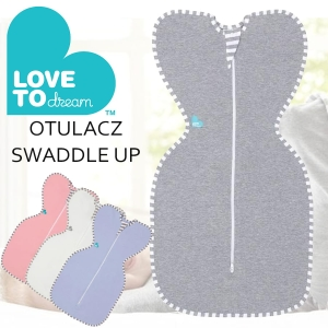 Love To Dream - Otulacz Swaddle UP - etap 1 - 0-4 miesięcy