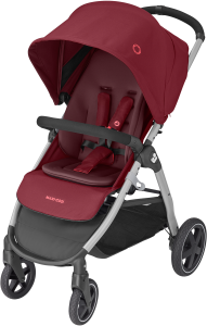 Maxi Cosi Gia - mały wózek spacerowy | Essential Red
