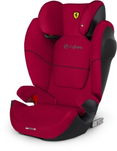 Cybex Solution M-FIX SL for Scuderia Ferrari - On Track | Racing Red