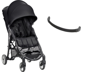 Baby Jogger City Mini ZIP - wózek spacerowy | Black