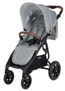 Valco Baby Snap 4 Trend Sport V2 - wózek spacerowy | Grey Marle