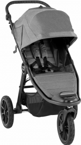Baby Jogger City Elite 2 - wózek spacerowy | Slate