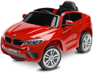 Toyz BMW X6 - auto na akumulator | Red