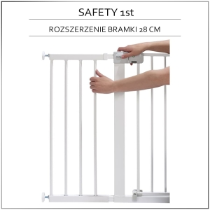 Safety 1st rozszerzenie 28 cm do bramek Easy Close, Auto Close