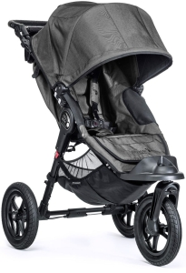 Baby Jogger City Elite - wózek spacerowy | Charcoal
