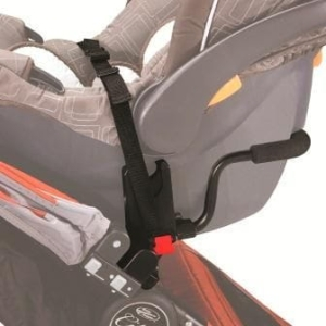 Adapter Baby Jogger City Mini + Maxi Cosi, Cybex