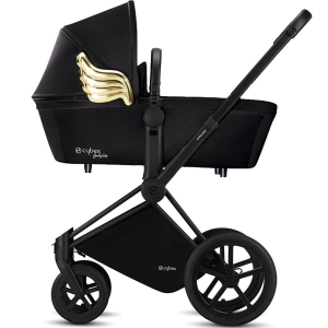 Cybex PRIAM by Jeremy Scott WINGS gondola + stelaż