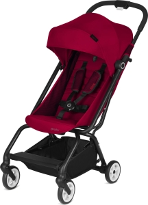 Cybex for Scuderia Ferrari Off Track EEZY S - wózek spacerowy | Racing Red
