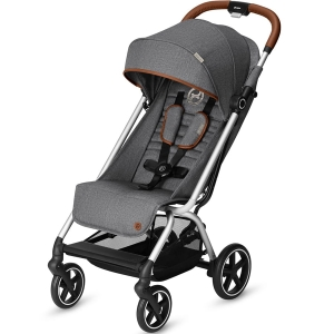 Cybex Eezy S+ - wózek spacerowy | Denim Edition Manhattan Grey