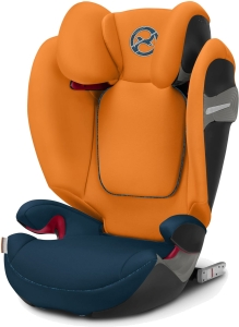 Cybex Solution S-fix - fotelik samochodowy | Tropical Blue