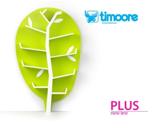 Timoore New Line Plus - regał WOODshelf