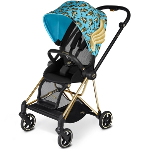 Cybex Mios - wózek spacerowy | Cherub Blue by Jeremy Scott