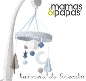 Mamas&Papas Little Forest - Karuzela do łóżeczka