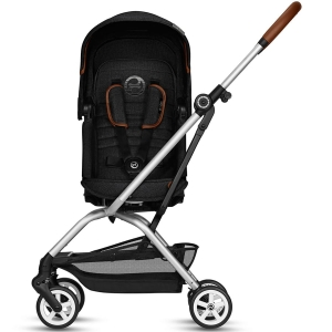 Cybex Eezy S Twist - obrotowy wózek spacerowy | Denim Edition Lavastone Black