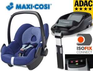 Maxi Cosi FamilyFix+ fotelik Pebble + baza Family Fix