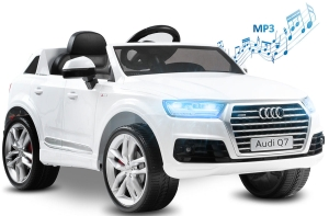 Toyz by Caretero Audi Q7 - auto na akumulator | White