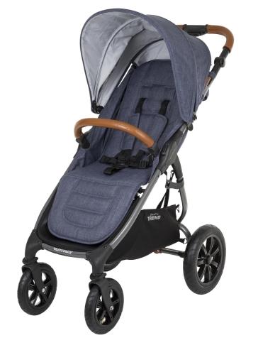 Valco Baby Snap 4 Trend Sport V2 W 243 Zek Spacerowy Denim