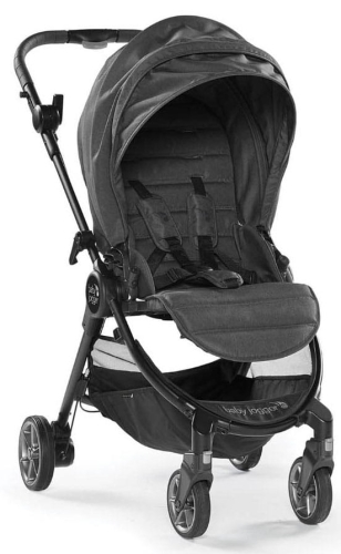 Baby Jogger City Tour Lux - wózek spacerowy | Granite ...