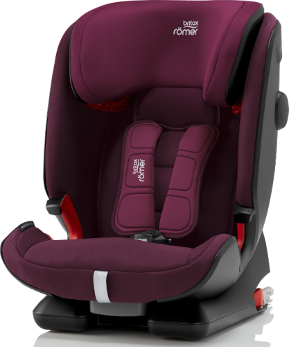 Britax_Romer_ADVANSAFIX IV R_Burgundy Red