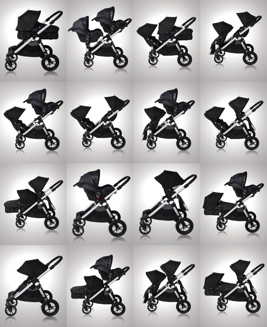 W 243 Zek Spacerowy Baby Jogger City Select Ewozki Eu