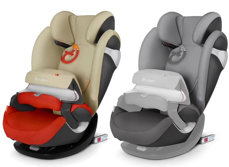 cybex fotelik pallas m fix fotelik isofix gratisy. Black Bedroom Furniture Sets. Home Design Ideas