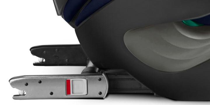 c08 - Cybex Solution S i-Fix - fotelik samochodowy 15-36 kg kolor Granite Black