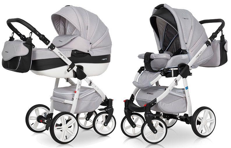 b34f1ee7a7a2ea Riko NANO ECCO z opcją 3w1 wózek wielofunkcyjny z opcją 3w1 Ewozki.eu