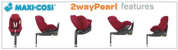maxi cosi 2way pearl. Black Bedroom Furniture Sets. Home Design Ideas