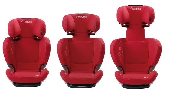 maxi cosi rodi xp fix fotelik samochodowy 15 36 kg isofix. Black Bedroom Furniture Sets. Home Design Ideas