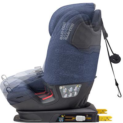 maxi cosi titan pro fotelik samochodowy 9 36 kg. Black Bedroom Furniture Sets. Home Design Ideas