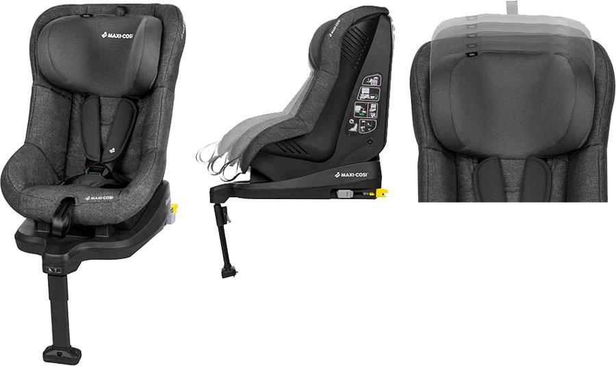 maxi cosi tobifix fotelik samochodowy nomad black. Black Bedroom Furniture Sets. Home Design Ideas