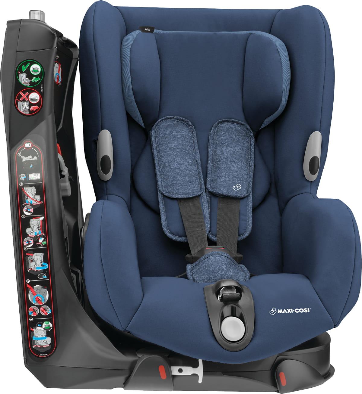 maxi cosi axiss obrotowy fotelik samochodowy nomad blue. Black Bedroom Furniture Sets. Home Design Ideas