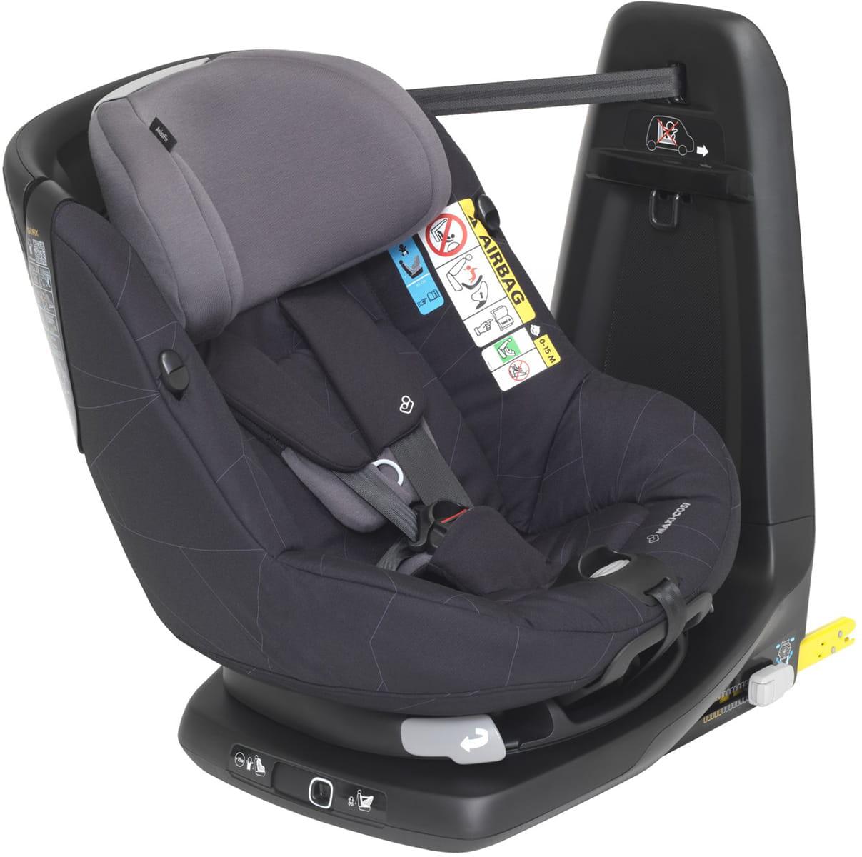 c16afa13275d7e Maxi Cosi AxissFix - obrotowy fotelik samochodowy | Black Diamond ...
