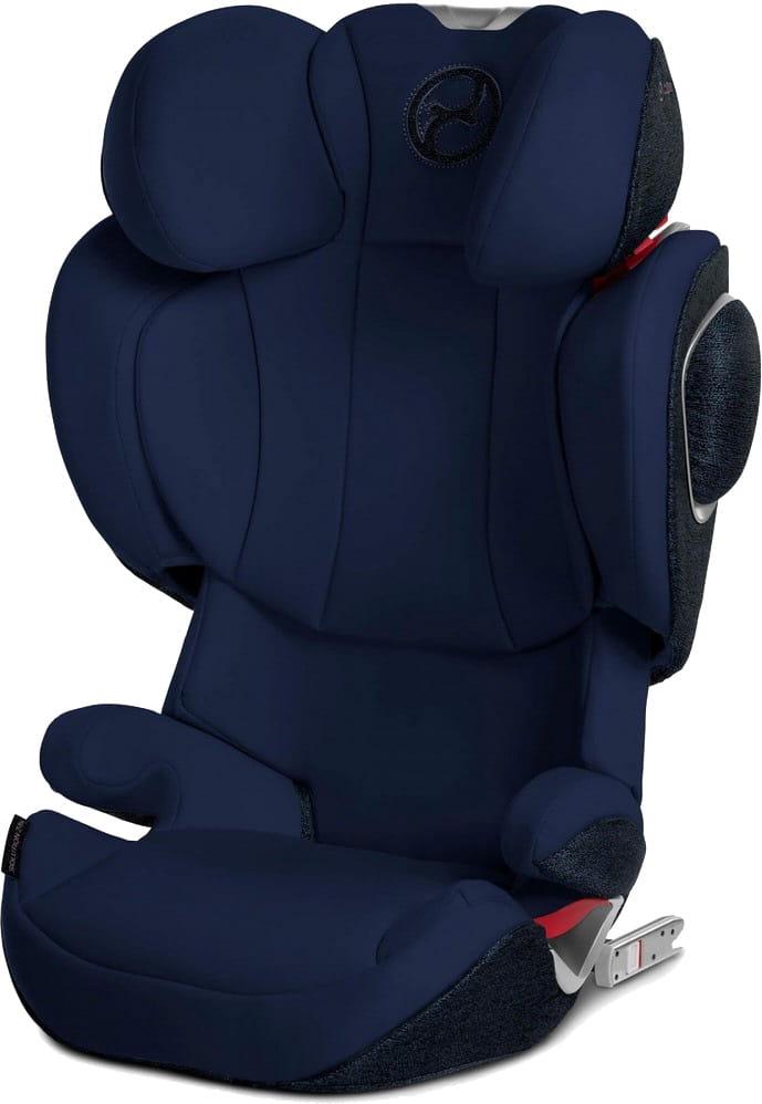 cybex solution z fix fotelik samochodowy midnight blue. Black Bedroom Furniture Sets. Home Design Ideas
