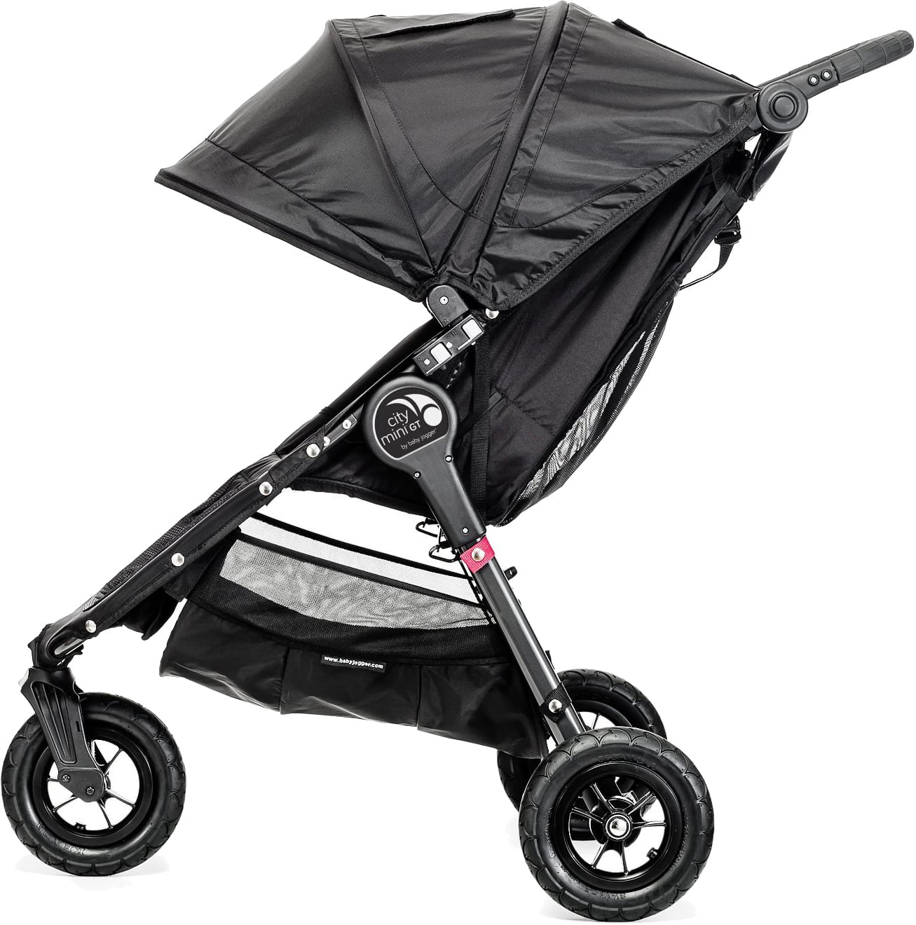 Baby Jogger City Mini Gt W 243 Zek Spacerowy Charcoal