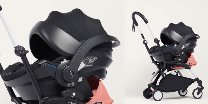 c07 - BABYZEN YOYO 2 - lekki wózek spacerowy kolor Ginger Black