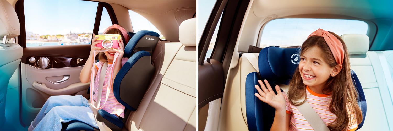 baner - Maxi-Cosi Morion i-Size 15-36kg kolor Basic Blue