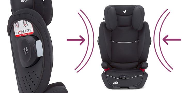 68141 - Joie Duallo fotelik samochodowy 15-36 kg kolor Tuxedo