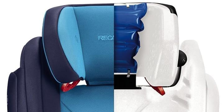69066 - Recao Monza Nova 2 Seatfix - fotelik samochodowy 15-36 kg kolor Select Teal Green