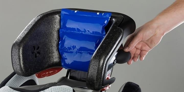 69070 - Recao Monza Nova 2 Seatfix - fotelik samochodowy 15-36 kg kolor Select Teal Green